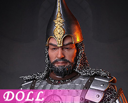 DL4259 1/6 Elephant Soldier Commander (DOLL)