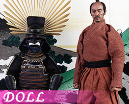 DL2827 1/6 Toyotomi Hideyoshi Exclusive Version (DOLL)