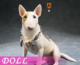 DL3911 1/6 Tattoo Bull Terrier D (DOLL)