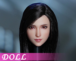 DL5030 1/6 Female Head Sculpture D (DOLL)