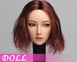 DL1493 1/6 Movable eye female head B (DOLL)