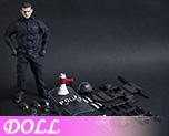DL0298 1/6 Riot Police Shawn
