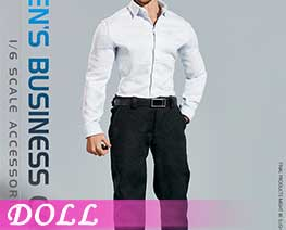 DL4908 1/6 Men's Business Casual Costume Set A (DOLL)