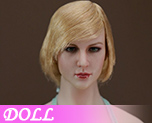 DL1097 1/6 European and American Beauty (Doll)