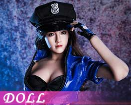 DL1444 1/6 COS Police Uniforms  B (DOLL)