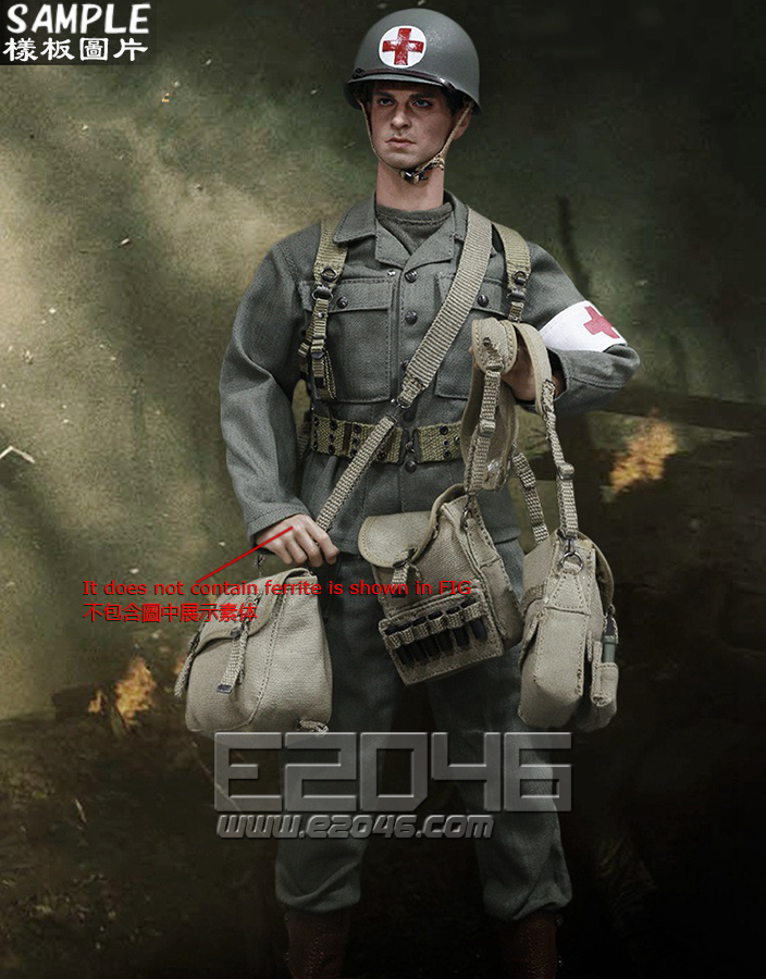 Army Medical Kit (Doll)