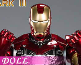 DL4972 1/5 Iron Man MK3 (DOLL)