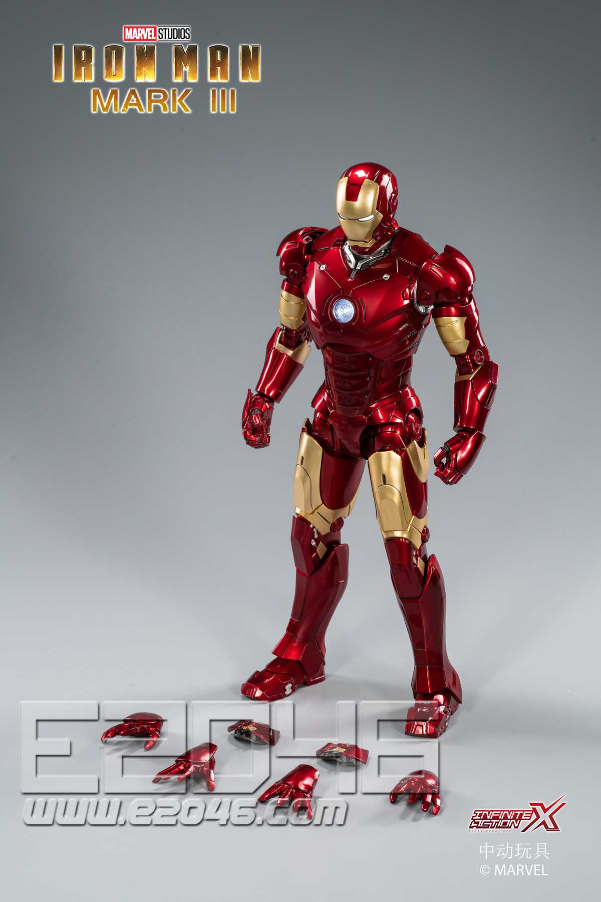 Iron Man MK3 (DOLL)