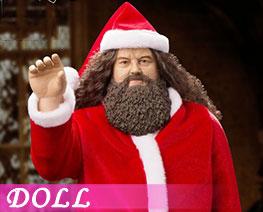 DL2460 1/6 Rubeus Hagrid (DOLL)