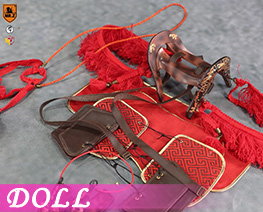 DL4322 1/6 Japanese Harness D (DOLL)