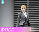 DL0705 1/6 Office girl set B (Doll)