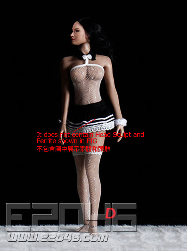 Sexy One-Piece Miniskirt D (DOLL)