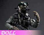 DL1202 1/6 Seal Team 5 VBSS Team Leader (Doll)