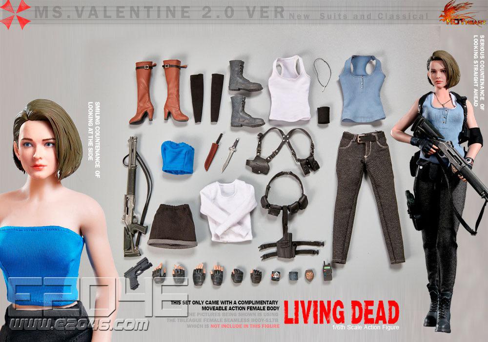 Zombie Killer Suit (DOLL)