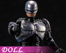 DL3112 1/18 Robocop 1 (DOLL)