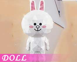 DL2736  Cony Standing Version (DOLL)