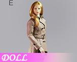 DL0842 1/6 Ladies leather suit E (Doll)
