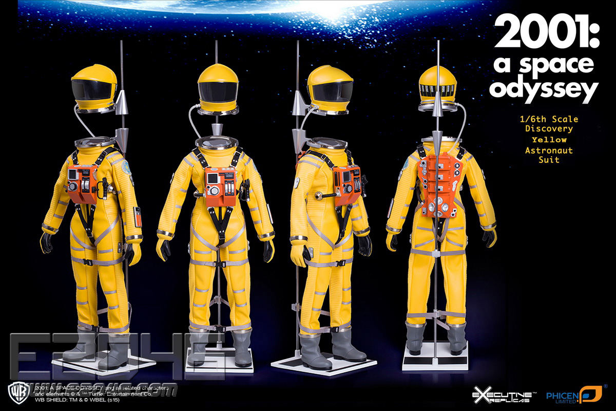 Spacesuit B (DOLL)