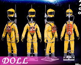 DL4362 1/6 Spacesuit B (DOLL)
