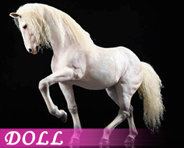 DL2290 1/6 The White Horse (DOLL)
