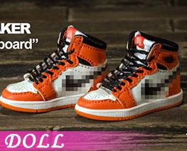 DL2719 1/6 OG Retro High Sneaker Serise F (DOLL)