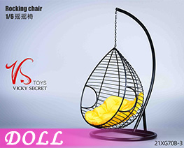 DL4536 1/6 Big Rocking Chair C (DOLL)