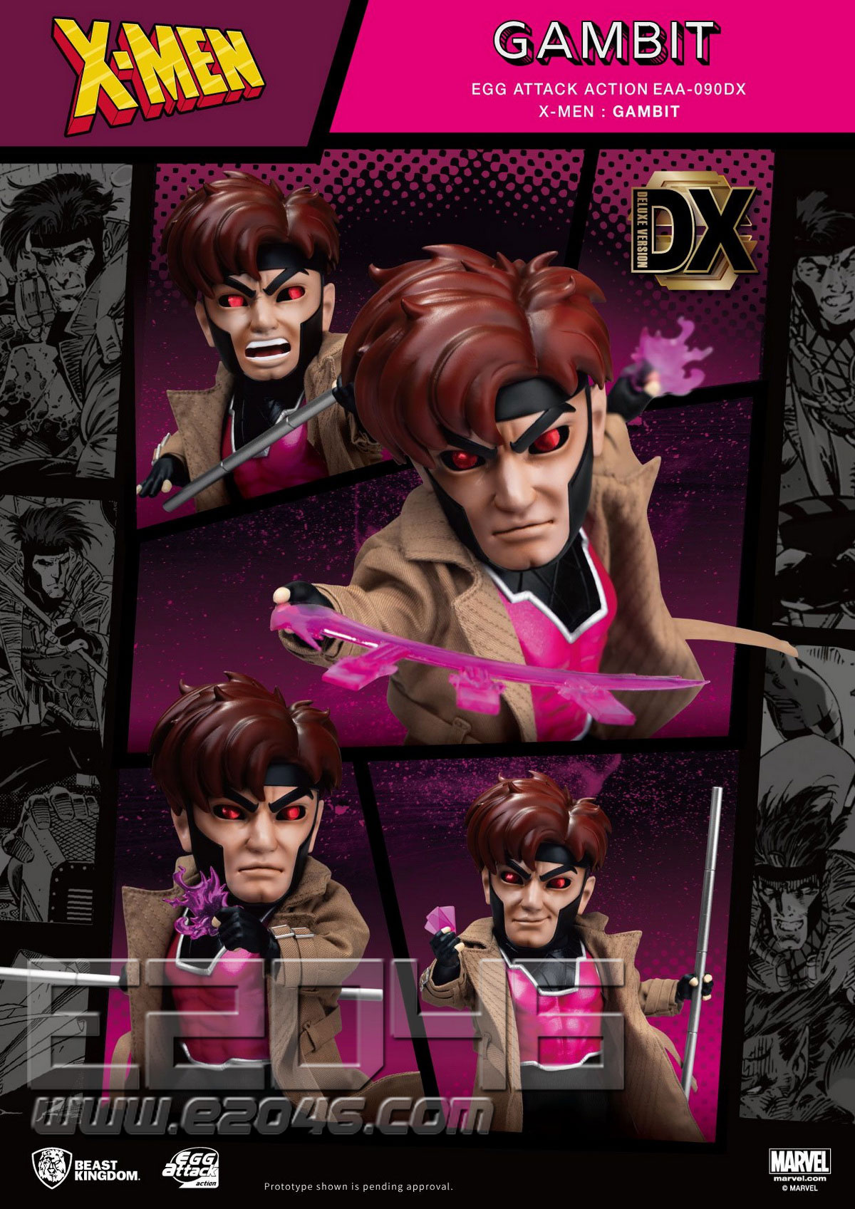 Gambit Deluxe Edition (DOLL)