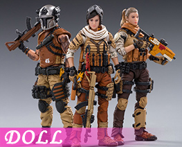 DL3927 1/6 45th Legion Wasteland Hunter (DOLL)