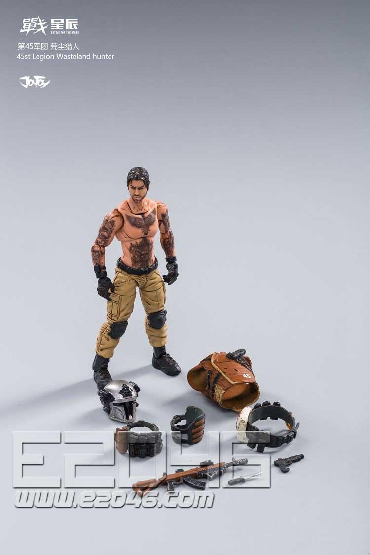45th Legion Wasteland Hunter (DOLL)