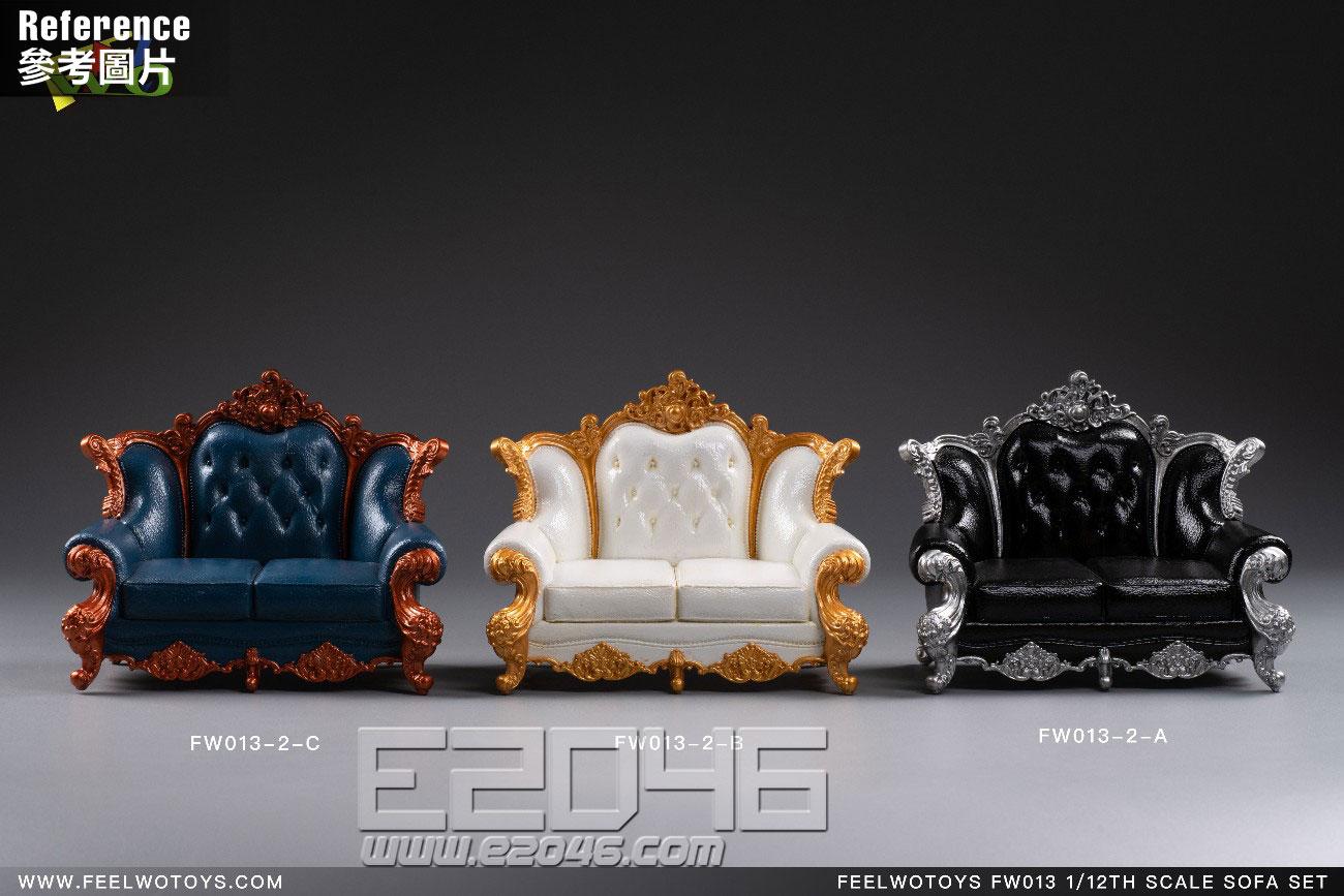 Sofa Double C (DOLL)