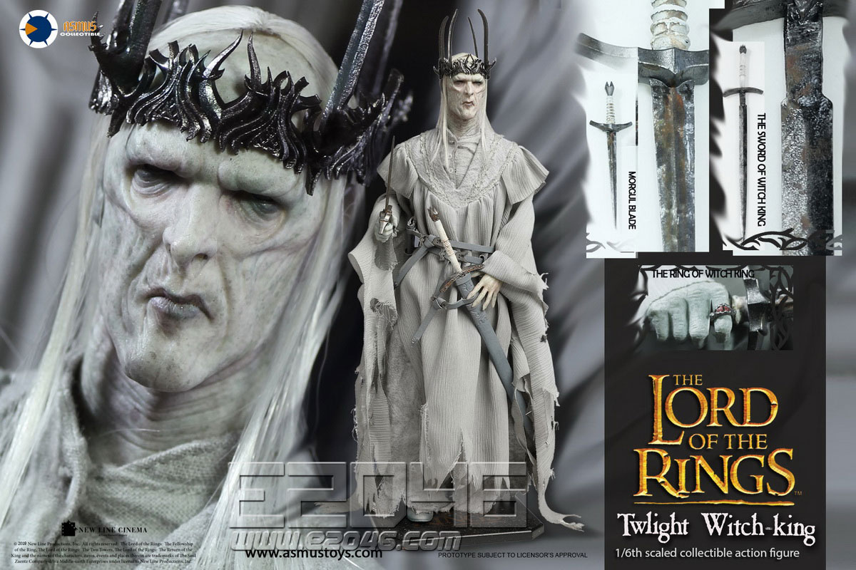 Twlight Witch King (DOLL)