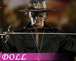 DL2400 1/6 Zorro (DOLL)