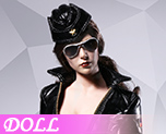 DL1115 1/6 Sexy War women suit - Leather VER. A (Doll)