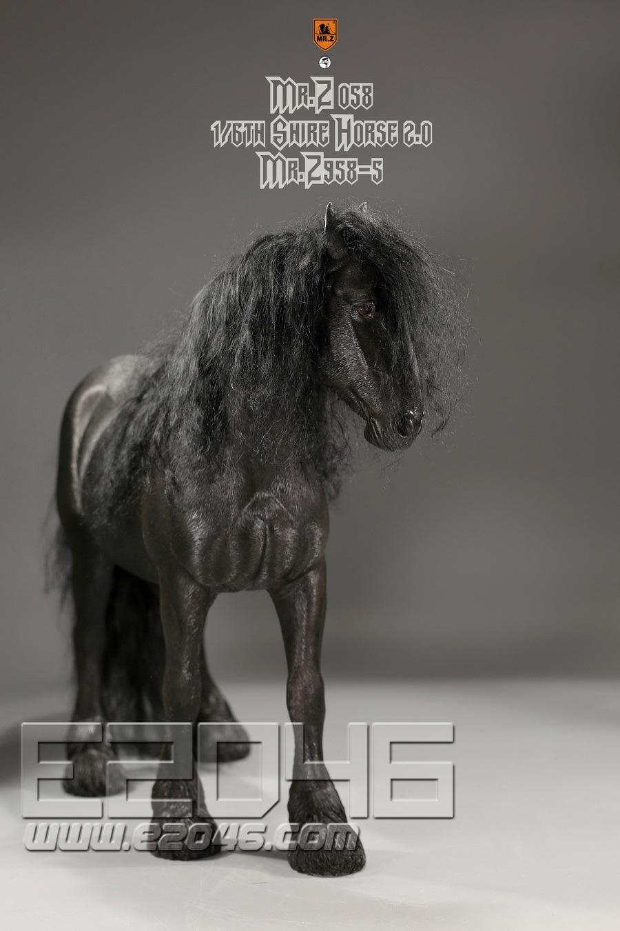 Shire Horse 2.0 E (DOLL)