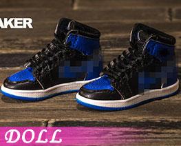 DL2714 1/6 OG Retro High Sneaker Serise A (DOLL)
