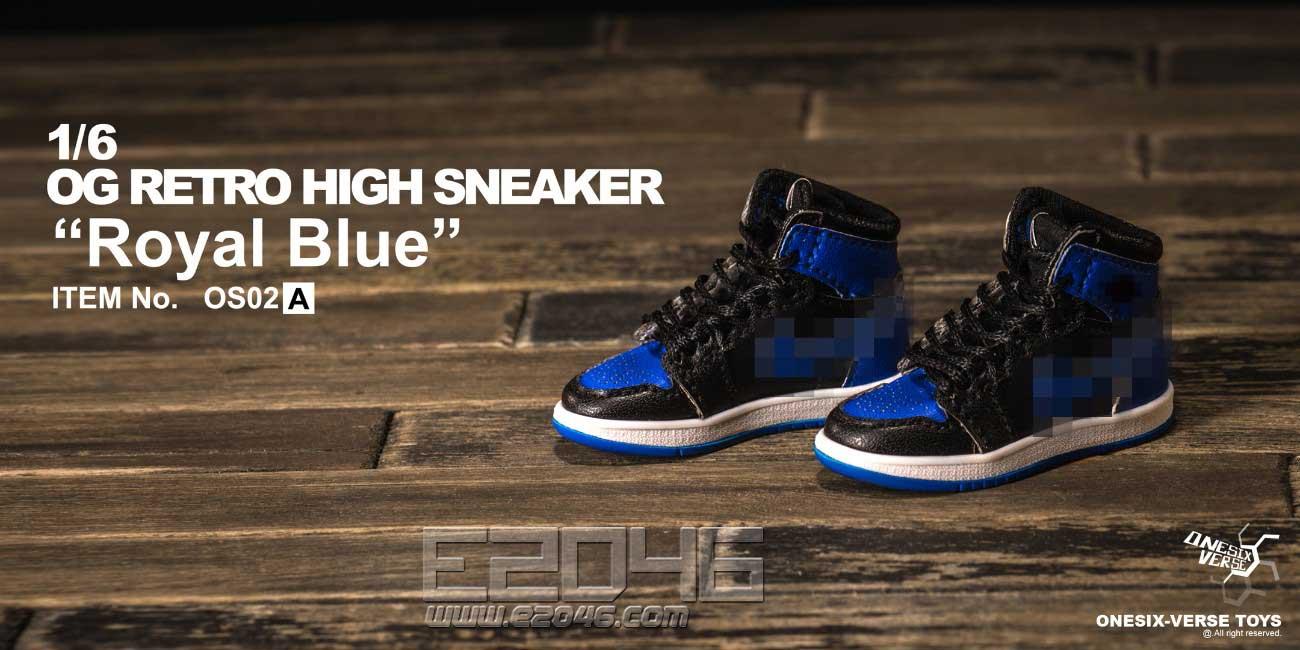 OG Retro High Sneaker Serise A (DOLL)
