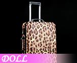 DL1033 1/6 Multi-Functional Travel Trolley Case A (Doll)