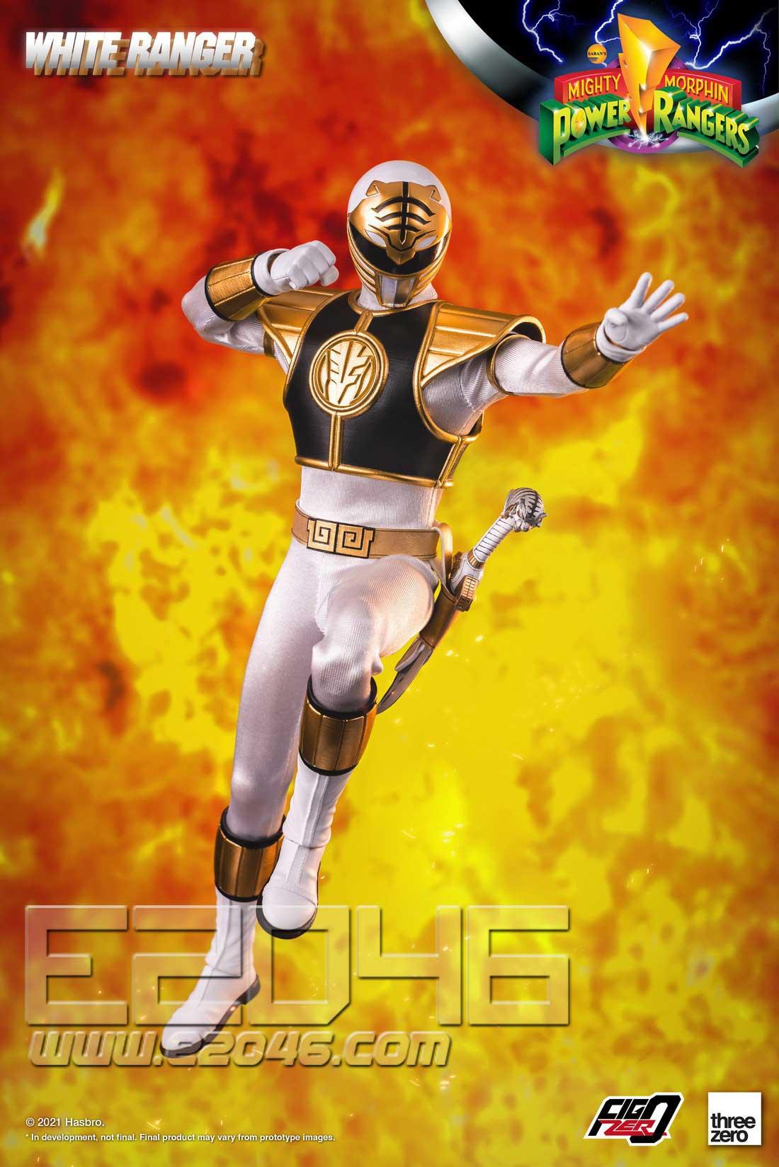 White Warrior (DOLL)