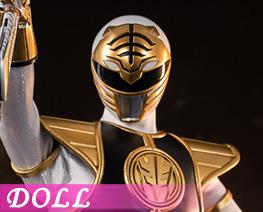 DL4867 1/6 White Warrior (DOLL)