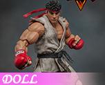 DL0804 1/12 Street Fighter (Doll)