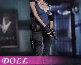 DL4327 1/6 Biochemical Policewoman Costume B (DOLL)