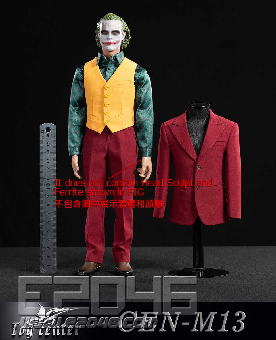 Clown Exclusive Red Suit (DOLL)