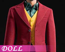 DL2627 1/6 Clown Exclusive Red Suit (DOLL)