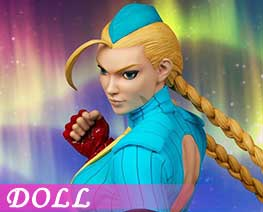DL3228 1/3 Cammy Blue Version (DOLL)