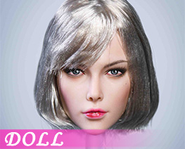 DL4659 1/6 Female Head Sculpture C (DOLL)