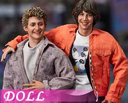 DL2401 1/6 Bill And Ted (DOLL)