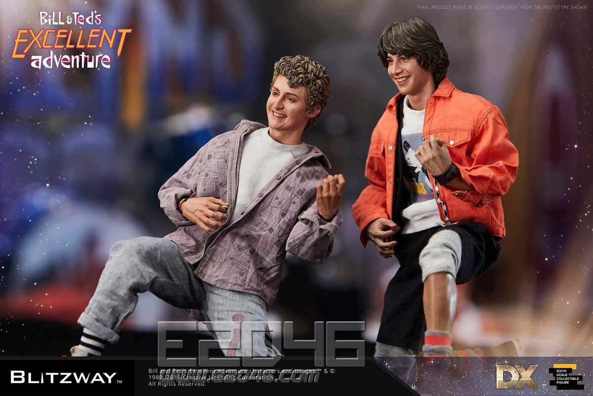 Bill And Ted (DOLL)