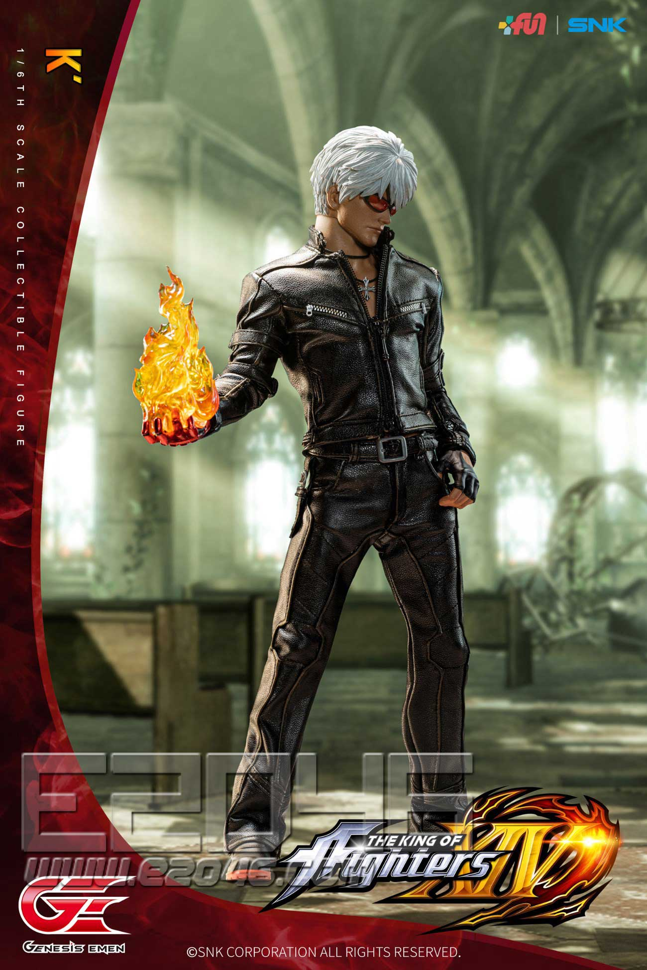 King of Fighters K (DOLL)