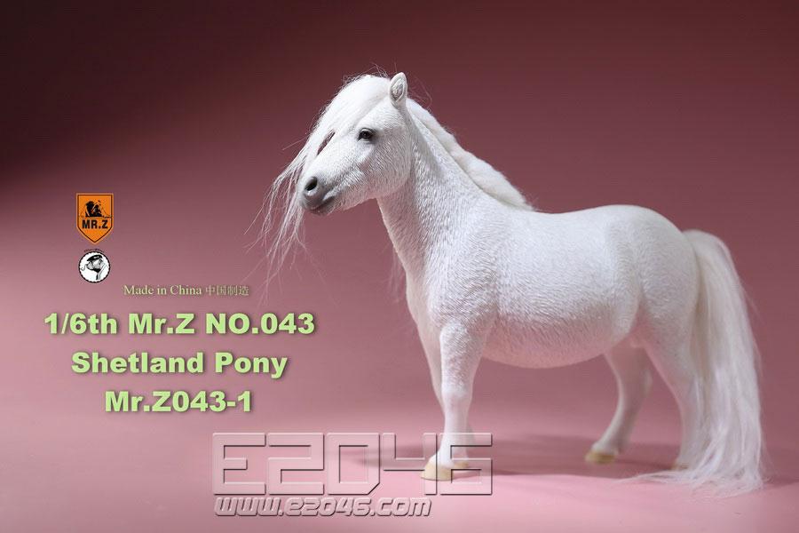Shetland Pony A (DOLL)