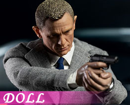 DL3513 1/6 No Time To Die Grey Suit Version (DOLL)